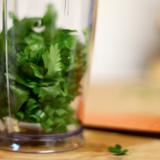 The Most Incredible Reason to Add Cilantro to Your Water