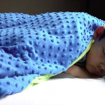 The Weighted Blanket that Scientifically Puts You to Sleep; Helps with Anxiety, Depression and Autism