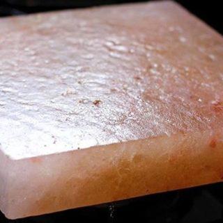 Himalayan salt block: The Ultimate Safe Cookware